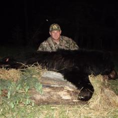 Blake Logan- 1st Black Bear