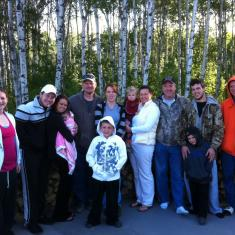 Coots and Cook Family