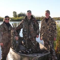 Chad and Stewart with another limit