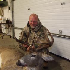 Bill Parella 2012- Trophy Whitetail