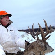 William Lundquist's Great Mass Buck 2012