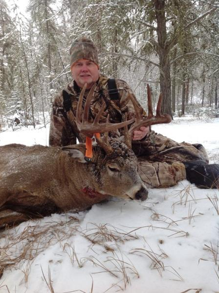 William Lundquist's Buck - 2014